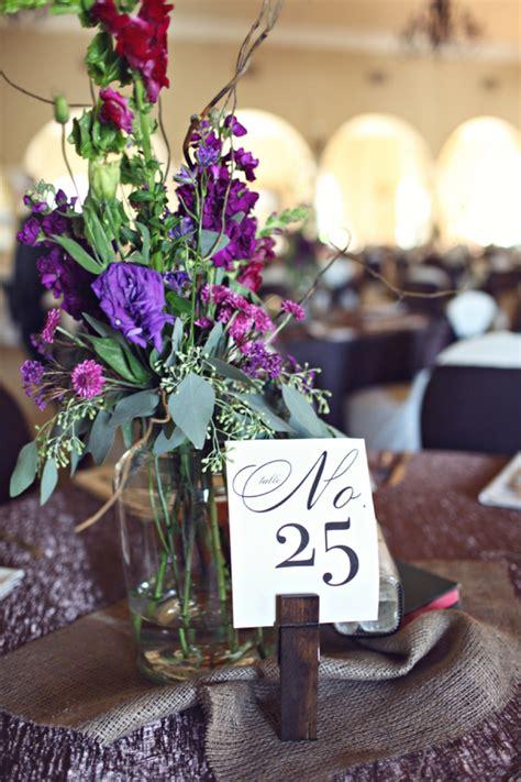 fall purple  champagne alabama wedding
