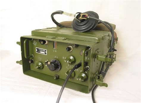 Type 139 Short Wave Field Portable