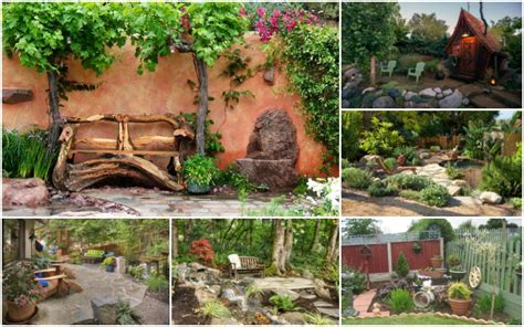 wonderful rustic landscape designs    eyes