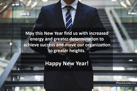 happy year wishes boss colleagues happy year
