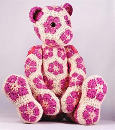 African Flower Pattern  Beautiful Crochet Stuff