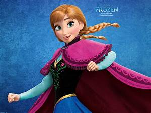 Anna in Frozen Wallpapers | HD Wallpapers