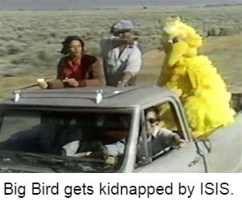 Big Bird Memes - rip big bird bertstrips know your meme