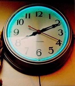 International Neon Clocks