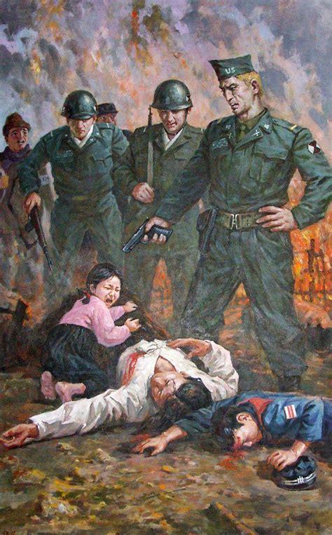 north koreas growing anti american propaganda art scene