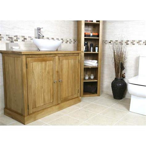 50 solid light oak vanity cabinet set
