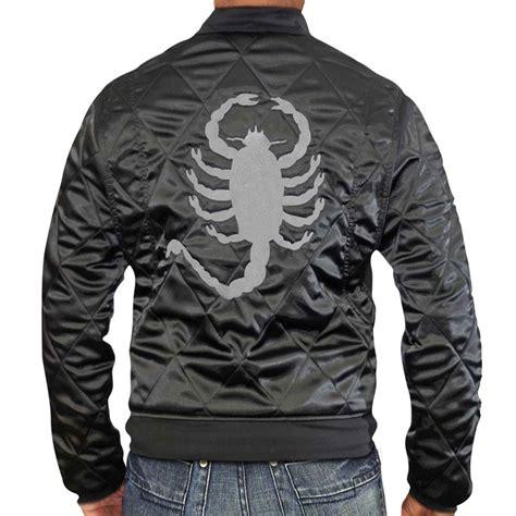 drive ryan gosling black scorpion jacket  sale