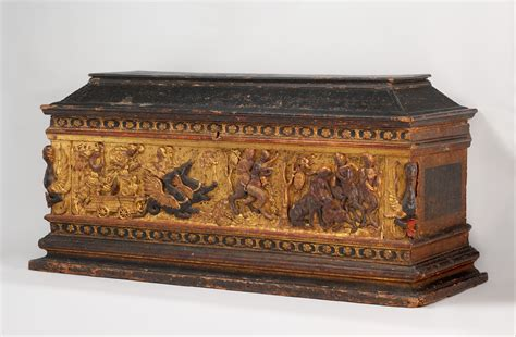 Marriage Chest C One Italian Florence Or Lucca