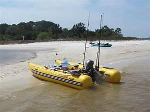 Inflatable Sport Catamaran Boat MC330.