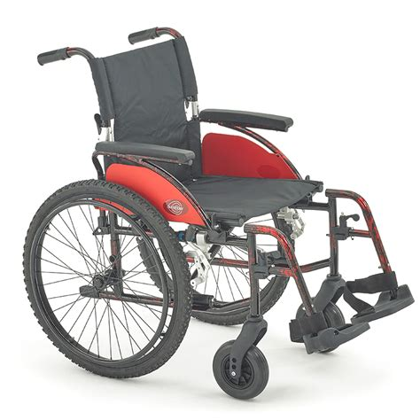 outlander all terrain self propelled wheelchair