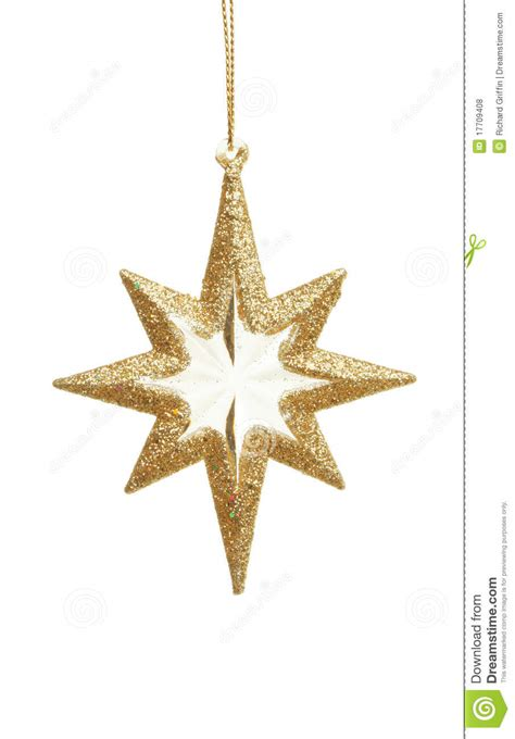 christmas star ornaments happy holidays