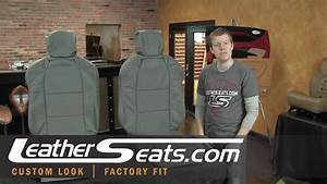 Acura Tl Replacement Leather Seat Covers