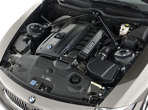 2008 Bmw Z4-series 2-door Roadster 3.0si Engine