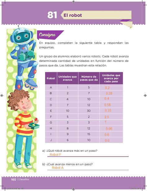 matematicas quinto grado contestado paco matematicas