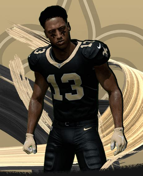Madden NFL 20 Superstar X-Factor - Michael Thomas ...