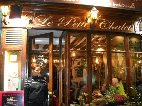 le petit chalet s restaurant is the best picture of le petit chalet tripadvisor