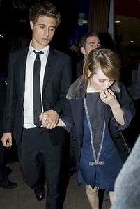 Max Irons in Celebs Leave the 'Sucker Punch' After Party ...