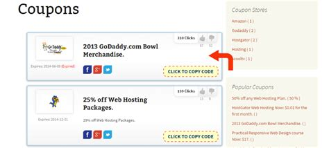 discount coupon wordpress