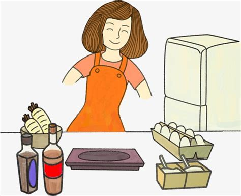 clipart cuisine gratuit ma mère cuisine personnage des personnages de dessins