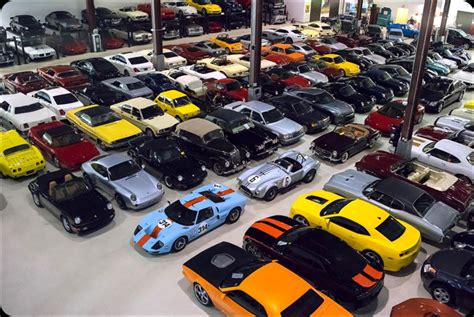Exotic And Classic Car Storage In Long Island New York L
