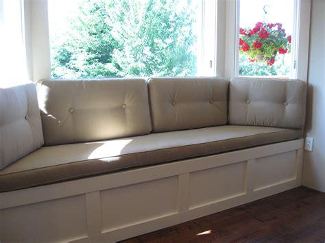 window bench cushions bay window seat spotlats