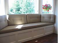 bay window cushions Bay Window Seat : Spotlats