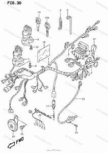 Suzuki Motorcycle 1997 Oem Parts Diagram For Wiring