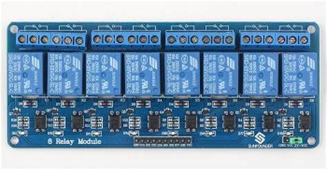 Arduino Relais Karte Anschließen
