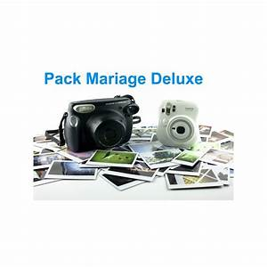 Special wedding pack instax we love pola for Rent digital cameras for wedding