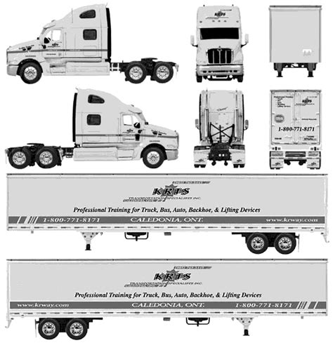 False uv2 change speedometer to kmh or to mph: Peterbilt Truck Template | 2009 Peterbilt 387 Heavy Truck blueprints free - Outlines | Peterbilt ...