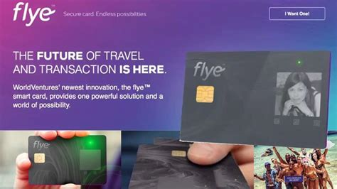 Worldventures Flye Smartcard 2017 The Flye Card Is A