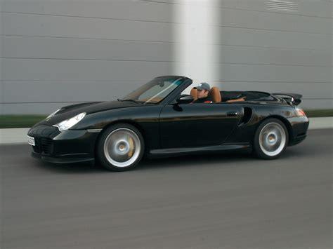 Porsche 911 Turbo S Cabriolet (996) Specs