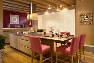 Cuisine En Teck : cuisines ~ Edinachiropracticcenter.com Idées de Décoration