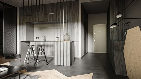 4 Apartments That Turn Up The On Industrial Style by 4 Apartments That Turn Up The On Industrial Style