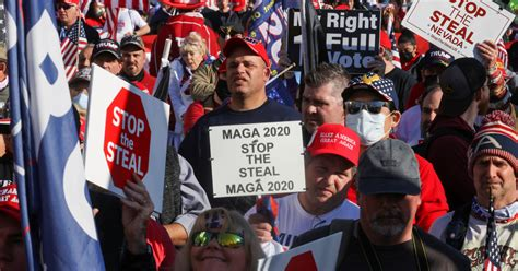 Beyond Capitol riot, Trump voter fraud claims leave their ...