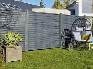 Panneaux Soudes Gris Anthracite : panneaux evora gris anthracite bd 001 v01 piveteaubois ~ Edinachiropracticcenter.com Idées de Décoration