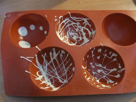 comment faire des decor en chocolat faire decoration chocolat blanc visuel 8