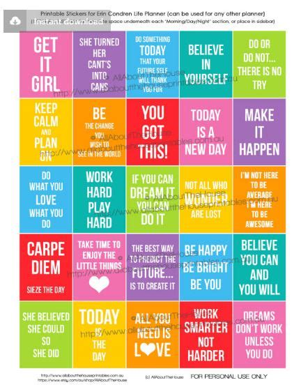 planner stickers       planners