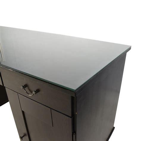 glass desk ikea 65 ikea ikea glass top office desk tables