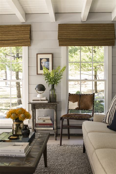 Cozy Barefoot Style Weekend Escape by Cozy Barefoot Style In A Weekend Escape Traditional Home