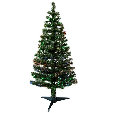 4ft 120cm beautiful green christmas tree with multi