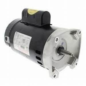 B2853 A O  Smith  Magnatek 1 Hp Up Rated Pool Pump Motor