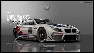 Bmw M6 Sport : bmw m6 gt3 m power livery 2016 gran turismo sport youtube ~ Medecine-chirurgie-esthetiques.com Avis de Voitures