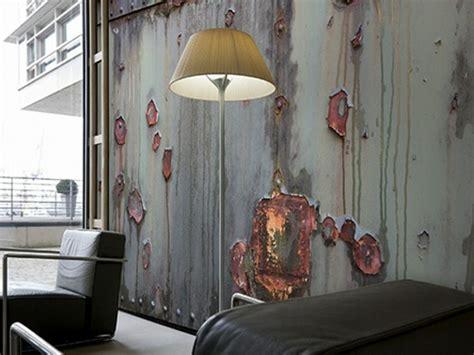 papier peint trompe l oeil chambre décorer avec du papier peint trompe l œil quelques idées