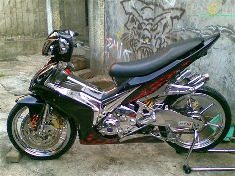 Style Modifikasi by Modifikasi Jupiter Mx Drag Style Thecitycyclist