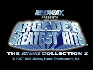 Arcades Greatest Hits Collection 2 PS1 ISO - Download Game ...