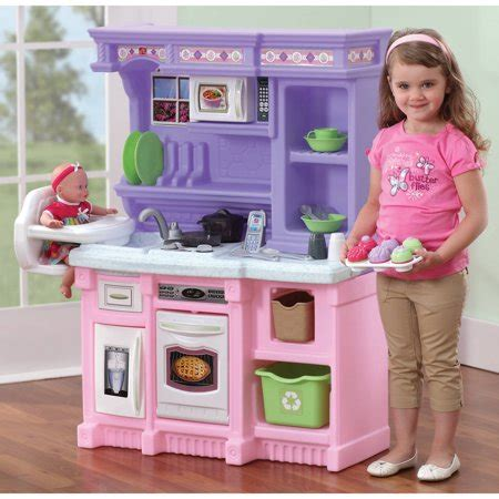 step 2 kitchen accessory set step2 bakers kitchen with 30 accessory set 8342