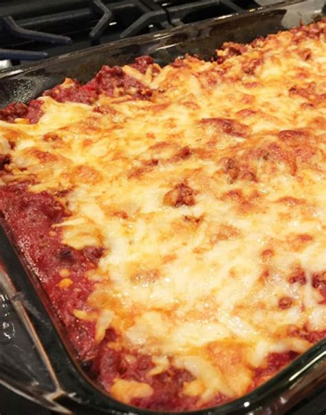 spaghetti casserole baked spaghetti casserole the best blog recipes