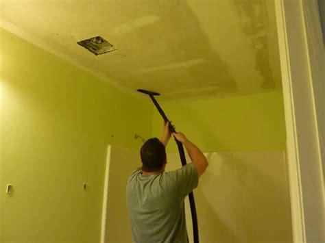 asbestos popcorn ceiling exposure