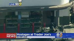 Shooting Suspect Barricaded Inside Trader Joe's, Possibly ...